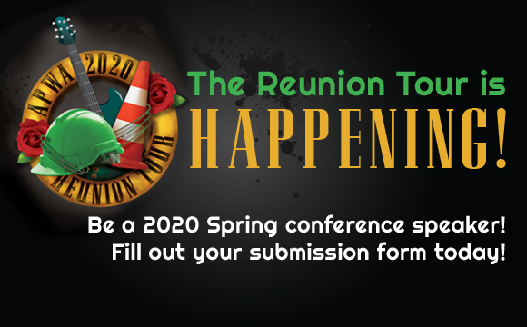 2020 Speaker Submission Forms due Nov. 25!